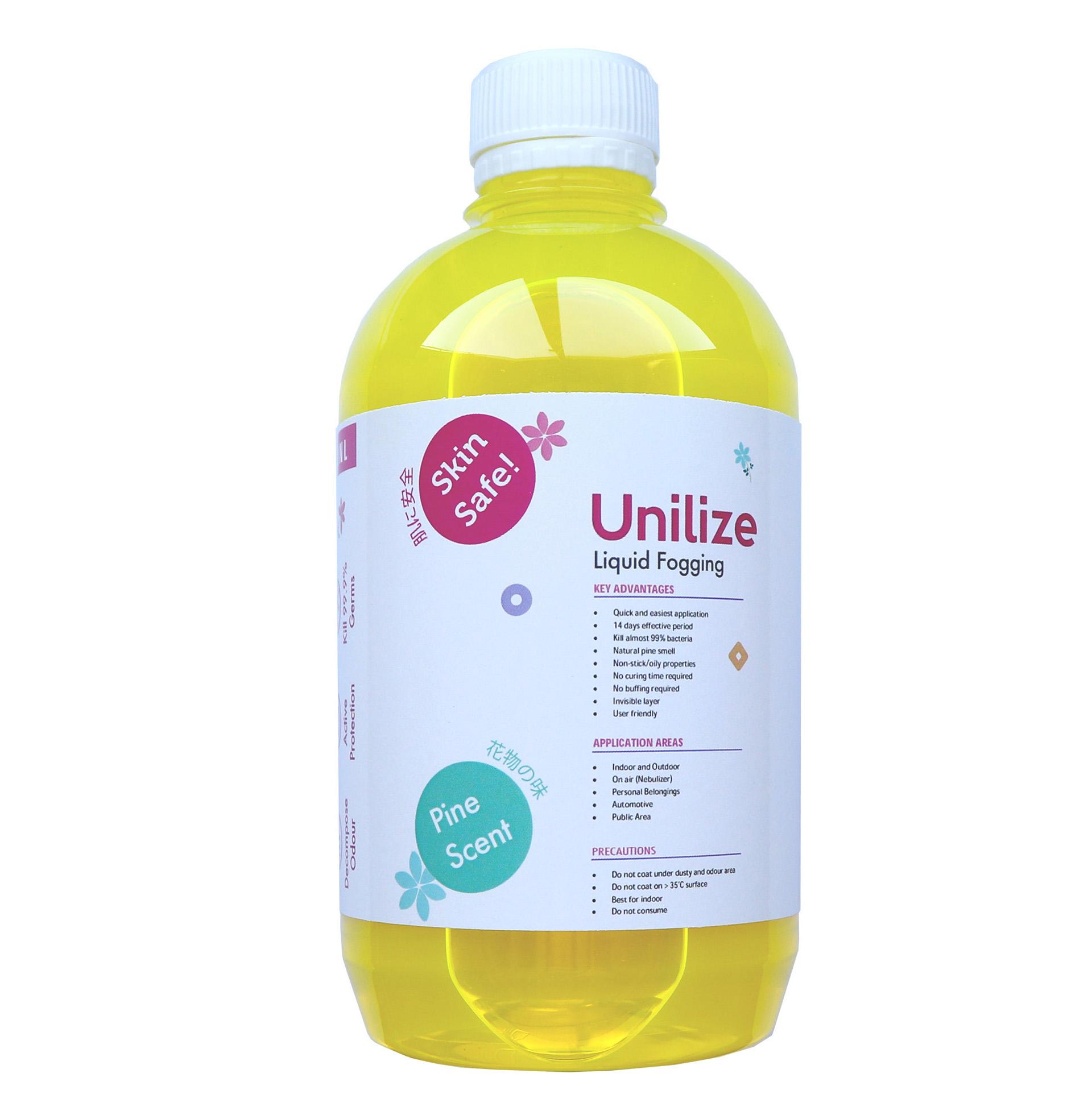 BerryC Unilize Liquid Fogging Smoke Disinfectant