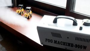 Mesin fogging 900W TEVO Indonesia